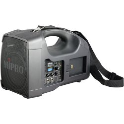 MIPRO MA-202B Rechargeable Battery Operated Personal Wireless PA System