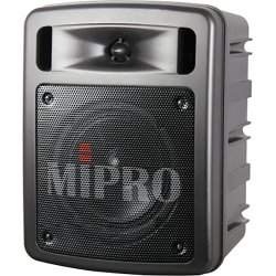 MIPRO MA-303AXP Rechargeable Battery Operated 60W Active 2-Way Extension Speaker