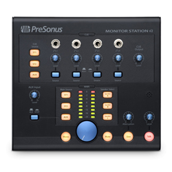 Presonus Monitor Station V2 Desktop Studio Control Centre