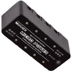 Mooer MPW1 Micro Power 8 Ports Isolated Power Supply