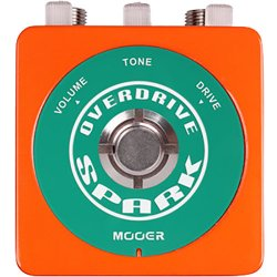 MOOER SOD1 Spark Overdrive Boost/Overdrive Pedal