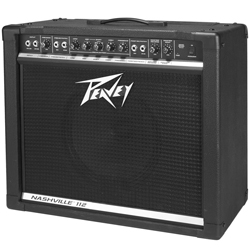 Peavey 00459770 NASHVILLE 112 80W Compact Pedal Steel Combo Guitar Amplifier