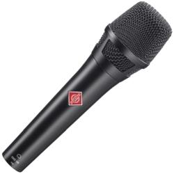 Neumann KMS 104 BK Handheld Condenser Microphone-Black