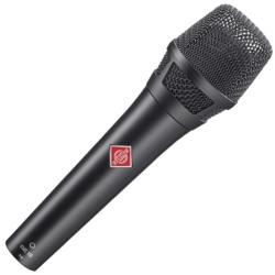 Neumann KMS 105 BK Handheld Condenser Microphone-Black