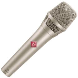 Neumann KMS 105 Handheld Condenser Microphone-Nickel
