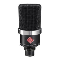 Neumann TLM 102 BK Large-Diaphragm Condenser Microphone-Black