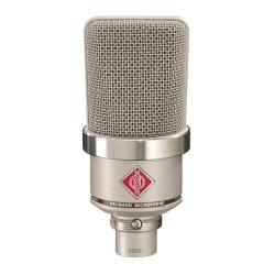 Neumann TLM 102 Large-Diaphragm Condenser Microphone-Nickel