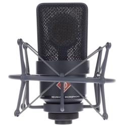 Neumann TLM 103-MT STUDIOSET-Large-Diaphragm Condenser Microphone in Black-Studio Set
