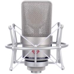 Neumann TLM 103 STUDIOSET-Large-Diaphragm Condenser Microphone in Nickel-Studio Set