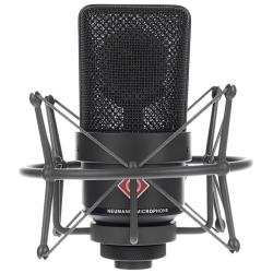 Neumann TLM 103-MT SET-Large-Diaphragm Condenser Microphone in Black-Mono Set