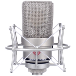 Neumann TLM 103 SET Large-Diaphragm Condenser Microphone in Nickel-Mono Set