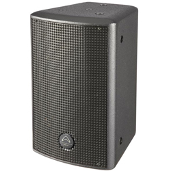 Wharfedale Pro Programme 105T Black 2 Way Passive Loudspeaker with 5 Inch High Power Woofer in Black