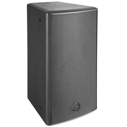 Wharfedale Pro Programme 108T Black 2 Way Passive Loudspeaker with 8 Inch High Power Woofer in Black