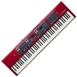 Nord By Clavia STAGE388 Stage 3 88-Key Stage Keyboard