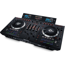Numark NS7III FOUR-DECK SERATO DJ CONTROLLER WITH MULTI-SCREEN DISPLAY