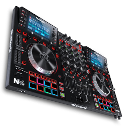 Numark NVII Intelligent Dual Display DJ Controller for Serato DJ