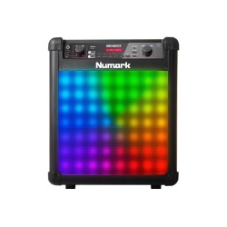 Numark SINGMASTER Bluetooth Enabled Karaoke Sound System (discontinued clearance)