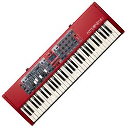 Nord By Clavia ELECTRO6D61 Semi-Weighted Waterfall Action 61 Key Keyboard