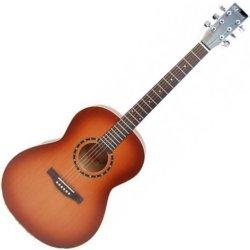 Norman 034857 Protege B18 Folk Acoustic Guitar - Tobacco Burst
