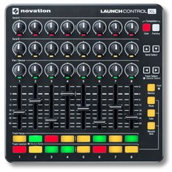 Novation LAUNCH-CONTROL-XL-MK2 Next Generation MIDI Controller for Use With Ableton Live