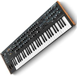 Novation Summit 2 Part 16 Voice 61 Key Polyphonic Synthesiser