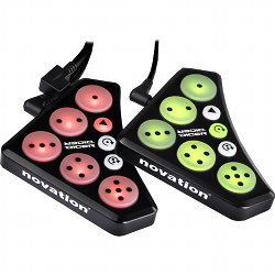 Novation Dicer Cue Point and Looping Controller for Digital DJs