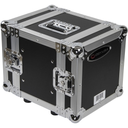 Odyssey FZHR06 Flight Zone Series 6U Half-Rack Flight Case
