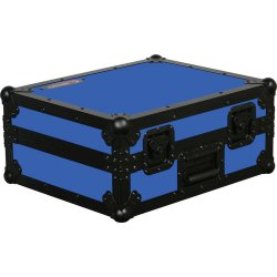 Odyssey FR1200BKBLUE DESIGNER Series Blue Technics Turntable Pro DJ Case