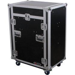 Odyssey FZ1116WDLXII Flight Zone Combo Rack and Workstation Case
