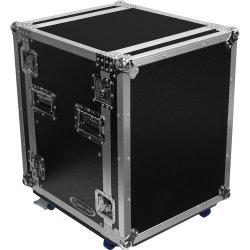 Odyssey FZAR14W - Pro Amp Rack Flight Case with Wheels
