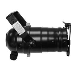 Odyssey LSPAR20B Par 20 Black Aluminum Light Fixture
