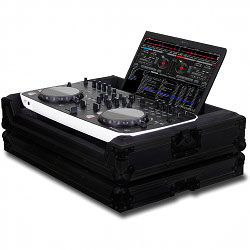 Odyssey FRERGOBL Black Label Flight Ready Case for Pioneer DDJ-ERGO with Laptop Storage Compartment