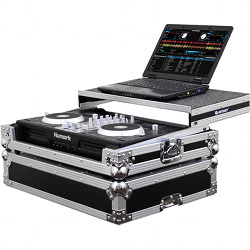 Odyssey FZGSMIXDECKEX Flight Zone Glide Style Case for Numark Mixdeck Express