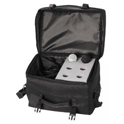On Stage Stands MB7006 Padded 6 Space Microphone Bag