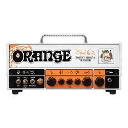 Orange Brent Hinds Terror 15W Tube Guitar Amp Head - White