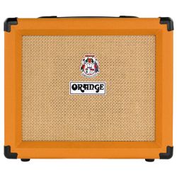 Orange CRUSH 20RT 20W Twin Channel Guitar Amplifier Combo with Reverb & Tuner