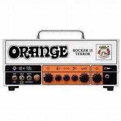Orange Rocker 15 Terror 15W Tube Guitar Amp Head - White