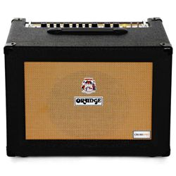Orange CR60C-BK Analogue Solid State 60W Guitar Amplifier Combo in Black