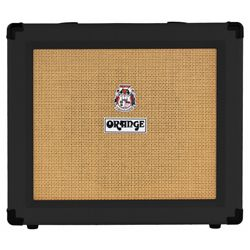 Orange CRUSH 35RT-BK Twin Channel 35W Guitar Amplifier Combo with Reverb & Tuner in Black