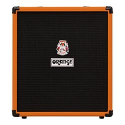 Orange Crush Bass 50 - 50 Watt Bass Guitar Combo Amp with Tuner Black