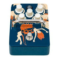 Orange KONGPRESSOR Analogue Class A Compression Pedal