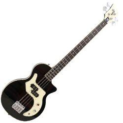 Orange O-BASS-BK 4 String RH Electric Bass Guitar in Black