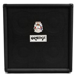 Orange OBC410-BK 600 Watt Bass Guitar Speaker Cabinet in Black