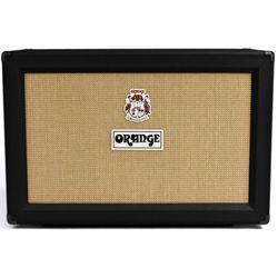 Orange PPC212-BK Closed Back 2x12 inch Guitar Speaker Cabinet in Black