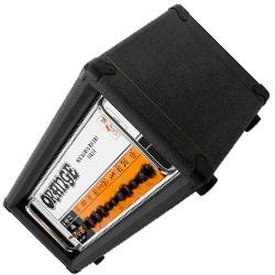 Orange RK100H-BK MKIII Rockerverb MK3 100 Watt Guitar Head Amplifier in Black