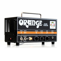 Orange DA15H Dark Terror 15-Watt Tube Amplifier Head