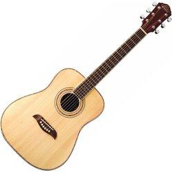 Oscar Schmidt OG1 3/4 Size Dreadnought Acoustic RH 6 Str. Guitar - Natural
