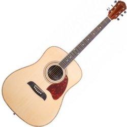 Oscar Schmidt OG2N Dreadnought Acoustic RH 6 Str. Guitar - Natural (discontinued clearance)