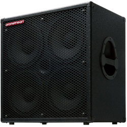 Ibanez P410CC Promethean 250W 4 x 10 Inch Bass Amplifier Speaker Cabinet with Horn Tweeter