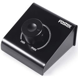 Fostex PC-1e (B) Studio Monitor Volume Controller in Black